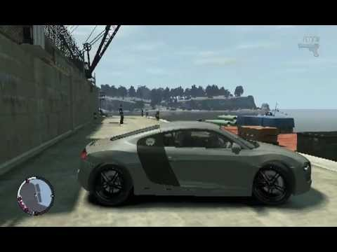 Grand Theft Auto: Episodes From Liberty City on HD 8750M [AMD A8-4500M]