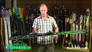 Repeat youtube video 2015 Fire Arrow 76 Evo Ti Ski