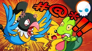 How does CHATOT Talk? - The Pokedex is Wrong! | Gnoggin