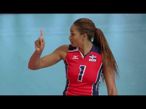 Dominican Republic v Japan - 2017 FIVB Volleyball World Grand Prix