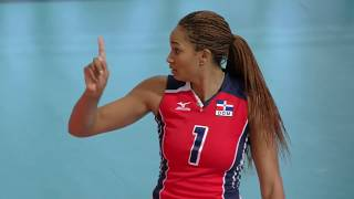 Dominican Republic v Japan - 2017 FIVB Volleyball World Grand Prix