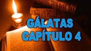 Carta a los Gálatas - Biblia Hablada y Dramatizada- Versión Reina Valera 1960 Galatas