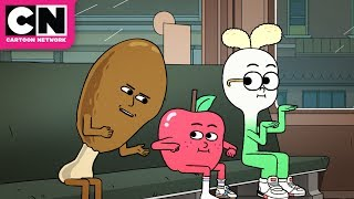 Apple & Onion | Serious Tour for Serious People | Cartoon Network