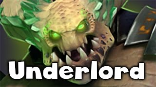 Underlord Gameplay - Miracle 8k again, w33 Underlord Dota 2
