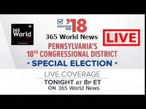 PA Special Election 2018 LIVE Results: Conor Lamb, Rick Saccone Vie for House seat
