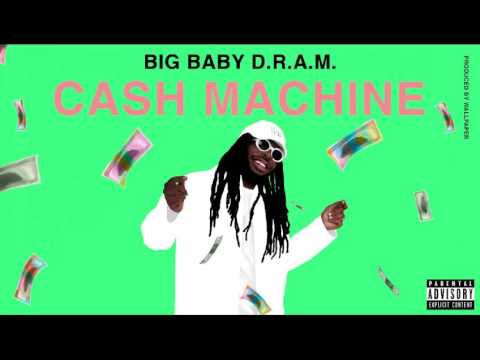 D.R.A.M. - Cash Machine (Audio)