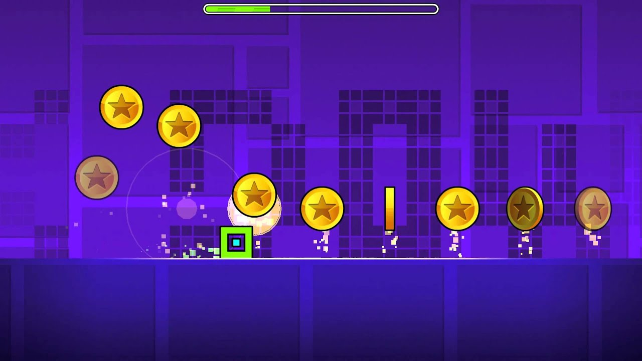 Geometry Dash on Steam - store.steampowered.com