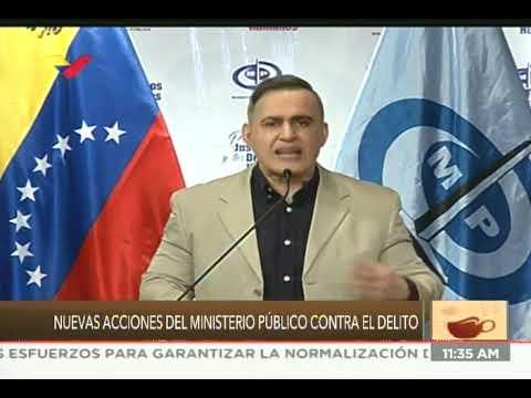 Fiscal General de Venezuela se pronuncia contra sanciones en medio del coronavirus y caso de uranio