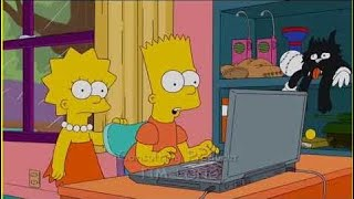 Los Simpson 23x19 castellano español parte 1 ☜♥☞ thumbnail