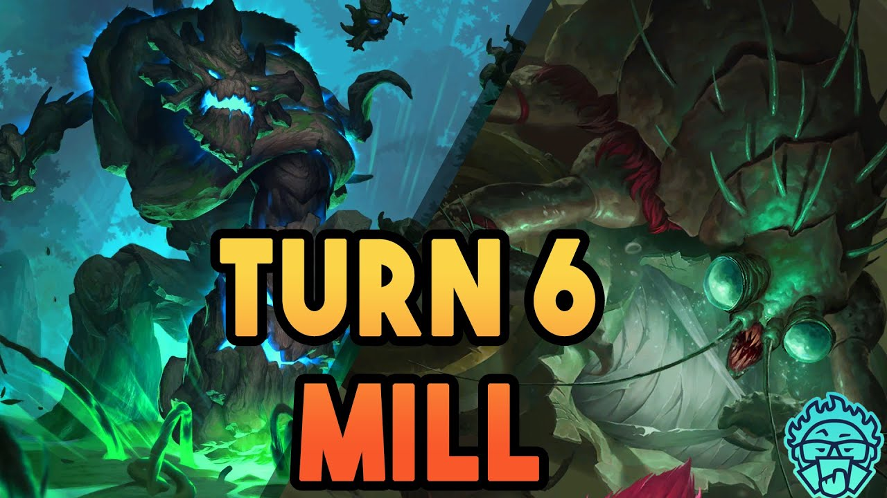 NEW Mill Maokai Scarab Deck | Shurima & Shadow Isles | Legends of Runeterra Deck Guide (LoR Decks)