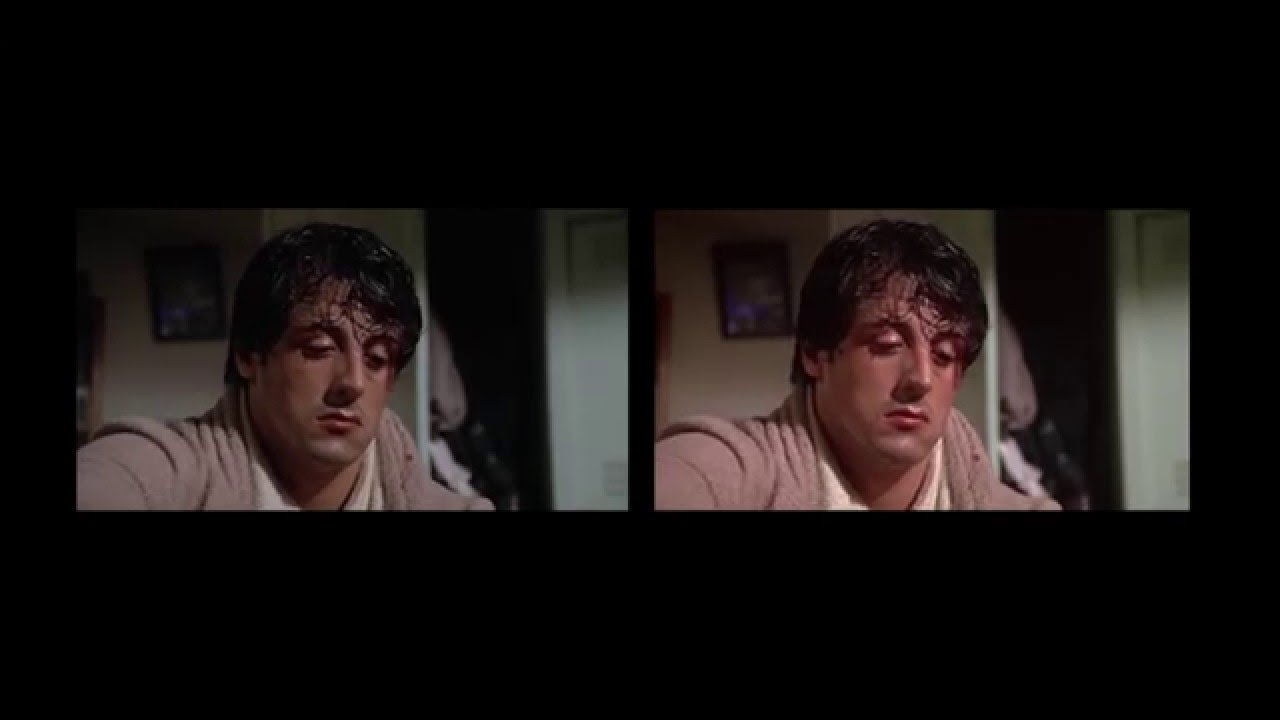 ▶ Comparison of Rocky 4K vs Rocky 2006 - Blu-Ray Edition