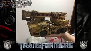 變形金剛 TW G2戰損大力神 資訊//Transformers ToyWorld G2 Devastator Battle damage Ver. News