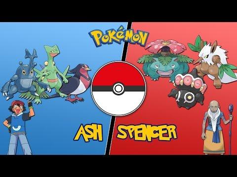 Ash Vs Spencer - |Pokemon Battle Revolution| Let's Play 10