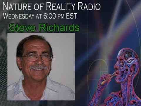 Steve Richards: Holographic Kinetics Aboriginal Healing, & M