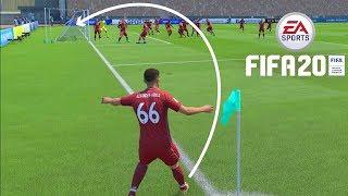 КАК В FIFA 20 ЗАБИТЬ ГОЛ С УГЛОВОГО FIFA 20 ТУТОРИАЛ
