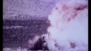 BLU-96/B 2000lb Fuel-Air Explosive (FAE II) Bomb