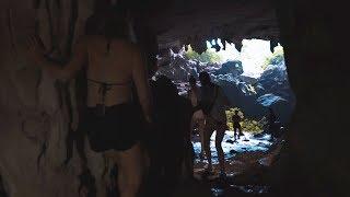 Enge grotten in Vietnam bezoeken met bekende YouTubers!