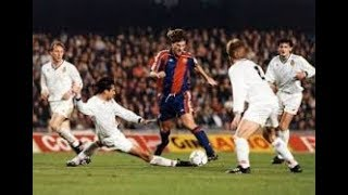 Michael Laudrup ● The Most Elegant Player In The history