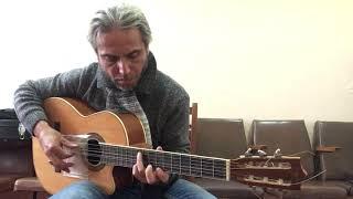 Scorpions- White Dove- guitar cover Garri Pat