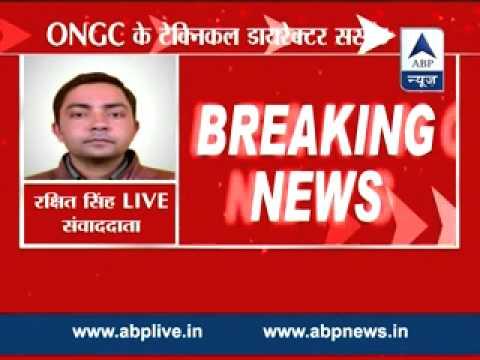ONGC technical director Shashi Shankar suspended