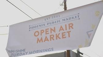 Phoenix Public Market Provides Healthier Food Options