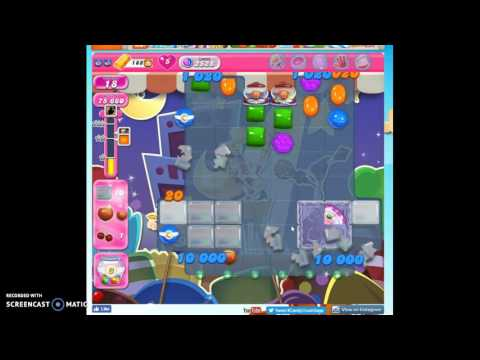 Candy Crush Level 2528 help w/audio tips, hints, tricks