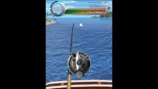 Real Fishing 3D Free - iPhone, iPad Gameplay Video