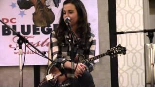 Sierra Hull Mandolin Workshop D.C.Fest 2015