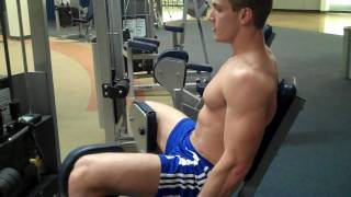How To: Hip Adduction (Cybex)