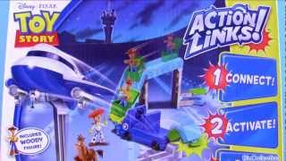 Toy Story 2 Airport Adventure Playset Action Links Disney Pixar by Blucollection ToyCollector