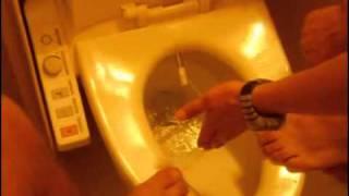 Japonské WC s překvapením .avi