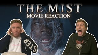 The Mist (2007) HORRIFYING MOVIE REACTION! FIRST TIME WATCHING!!