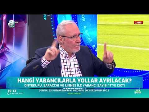 Levent Tüzemen, Galatasaray Transfer Gündemini Değerlendirdi