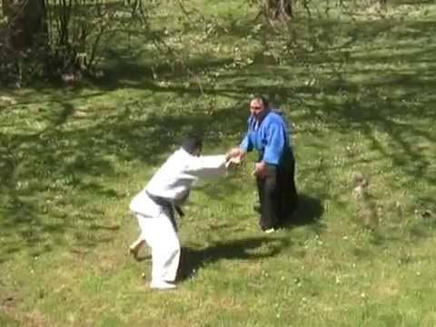 AIKIDO REAL SELF-DEFENSE - Kokyu nage