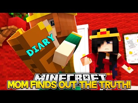 Minecraft Royal Family-MOM FINDS OUT THE TRUTH ABOUT RAMONA!!