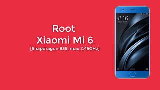 Root Xiaomi Mi 6 unlock bootloader Install TWRP recovery + magisk mi6 without KingRoot by ezy2learn