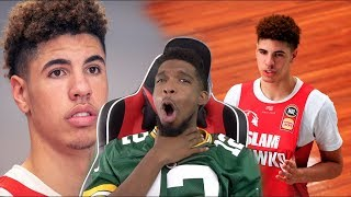 LAMELO DROPS 36 IN FIRST 2 GAMES IN AUSTRALIA! LONZO CALLS HIM THE BEST BALL BROTHER?