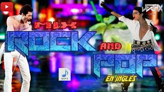 Mix Rock and Pop (80s, 90s) en inglés - [DJ Jerax Music]