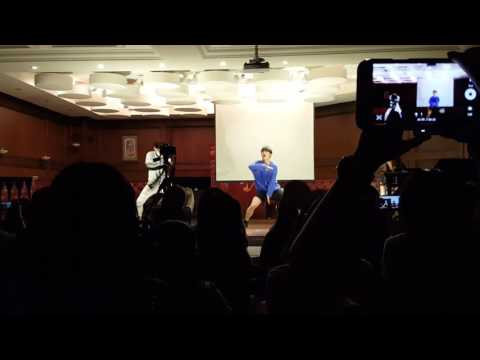 160816 D.O.B IN TAIWAN  Kaohsiung FM 防彈(BTS)FIRE片段