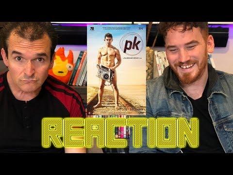 PK - Aamir Khan - Trailer Reaction!!