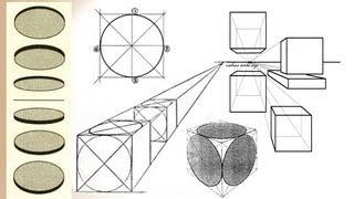 Основы ПЕРСПЕКТИВЫ в Рисунке Карандашом / Учимся Рисовать КАРАНДАШОМ