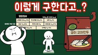 식품의 칼로리는 어떻게 측정하는 걸까?