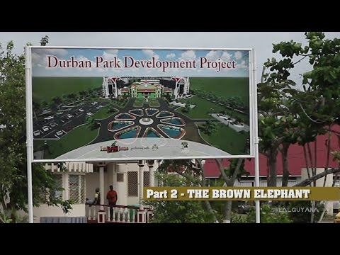 The Durban Park Development Project - Part 2 - The Brown Elephant