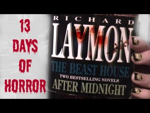 13 Days of Horror - Lets talk Richard Laymon