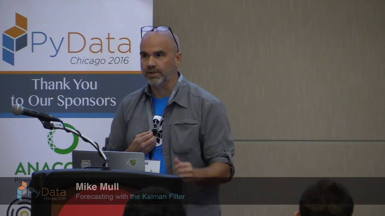 Mike Mull | Forecasting with the Kalman Filter