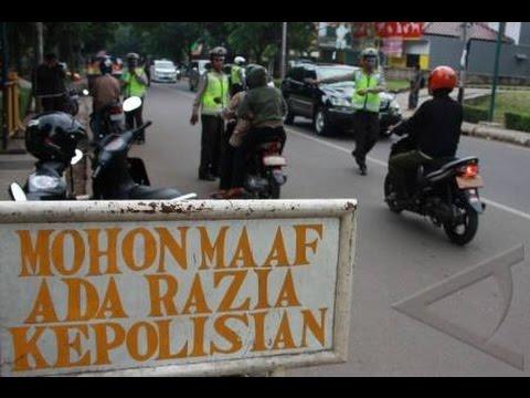 Lucu, Siswa di Lampung Menangis Saat Kena Operasi Zebra 2014   Berita 11 Desember 2014 Mp3