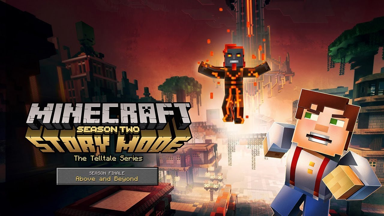 Minecraft Story Mode for Netflix review: A bold future worth