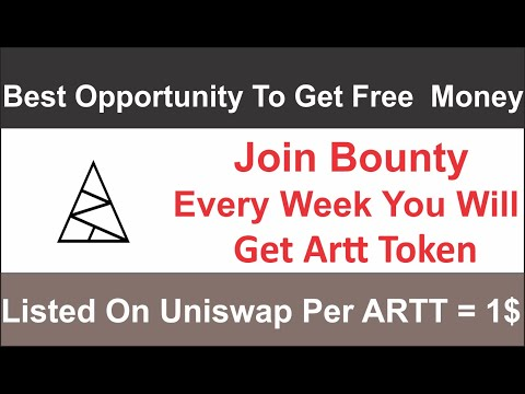 Artem World Most Crypto Lending Protocol Where Users Can Earn Interest And Loans By Artem [ Bounty]