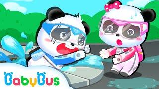 انبوب الغاز | رسوم متحركة للاطفال | رسوم كيكي وميوميو | بيبي باص | BabyBus Arabic