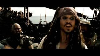 """Пираты Карибского моря: На краю Света"" (Русский трейлер 2007) (фэнтези, боевик, приключения)"